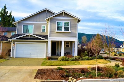 North Bend WA Single Family Home For Sale: $649,000