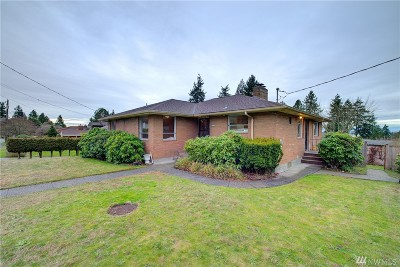 Seattle Single Family Home For Sale: 11639 2nd Ave NW