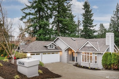 Bellevue Single Family Home For Sale: 6044 158th Ave SE