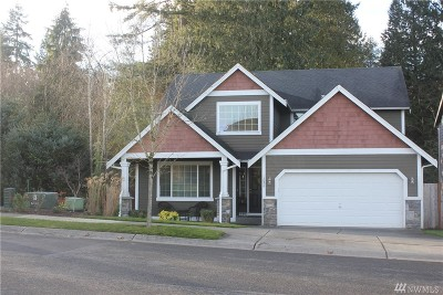 Snohomish Single Family Home For Sale: 12024 57th Dr SE