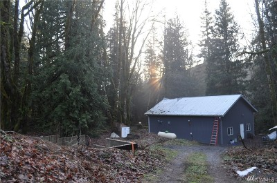 Whatcom County Single Family Home For Sale: 8982 Frost Creek Rd