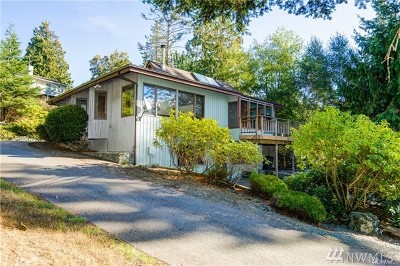 Anacortes WA Single Family Home Pending Inspection: $535,000