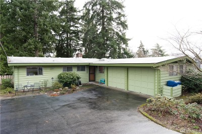 Seattle Single Family Home For Sale: 10634 34th Ave SW