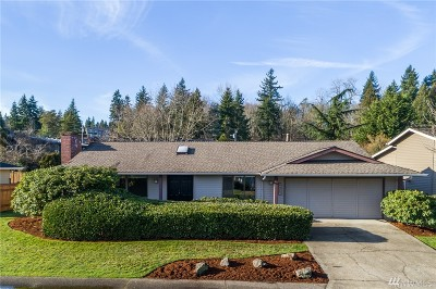Bellevue Single Family Home For Sale: 1517 179th Ave NE