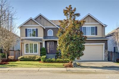 Sammamish Single Family Home For Sale: 323 239th Ct SE