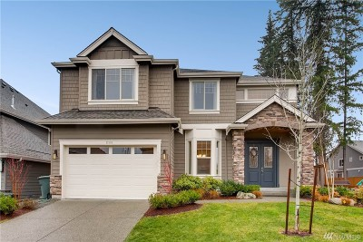Sammamish Single Family Home For Sale: 22509 SE 30th St