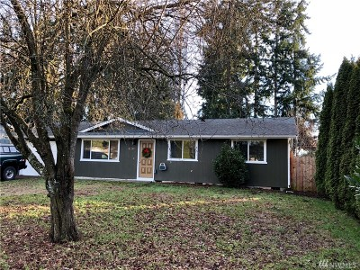 Marysville Single Family Home For Sale: 4504 90th Place NE