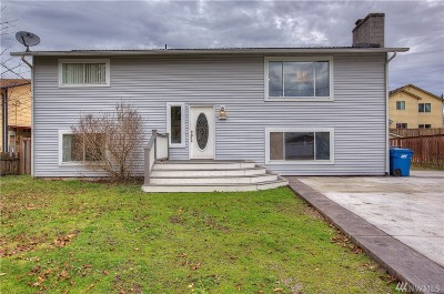 Covington Single Family Home For Sale: 17118 SE 264th St