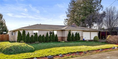 Whatcom County Single Family Home Pending Inspection: 212 Reeds Lane