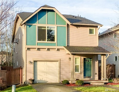 Lake Stevens WA Single Family Home Sold: $353,000