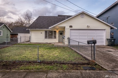 Bellingham WA Single Family Home For Sale: $495,000