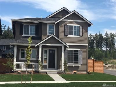 Bonney Lake Single Family Home For Sale: 13129 183rd (Lot 46) Ave E
