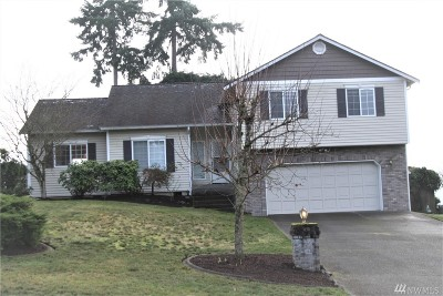Bonney Lake Single Family Home For Sale: 19614 82 St Ct E