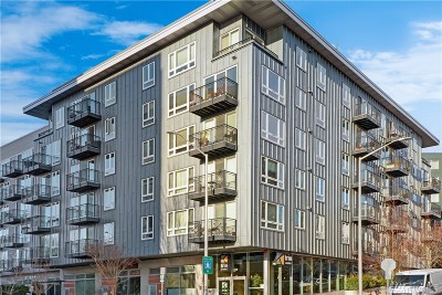 Seattle Condo/Townhouse For Sale: 3104 Western Ave #316