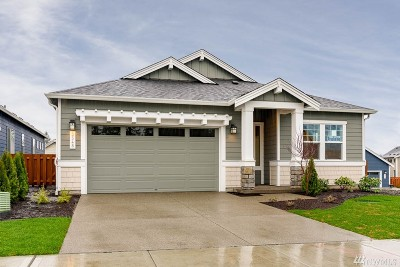 Lacey Single Family Home For Sale: 3548 Arrowroot (Lot 75) St SE