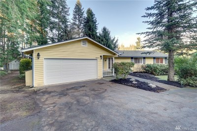 Gig Harbor Single Family Home For Sale: 6615 Silver Springs Dr NW