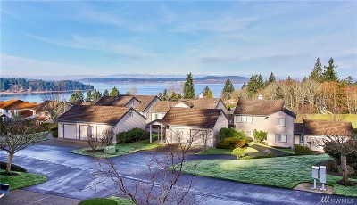 Steilacoom Condo/Townhouse For Sale: 148 Cormorant Dr