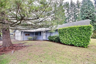 Redmond Single Family Home For Sale: 10402 170th Ave NE