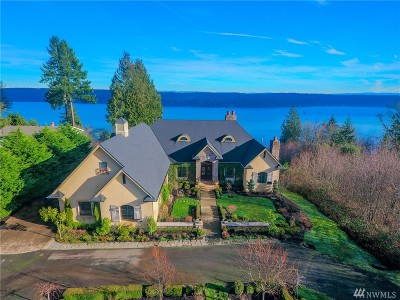Gig Harbor Single Family Home For Sale: 15215 14th Ave NW