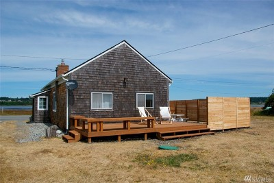 Coupeville WA Single Family Home For Sale: $350,000