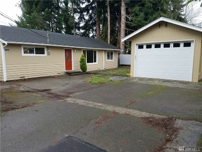 Edmonds Single Family Home For Sale: 22928 84th Ave W