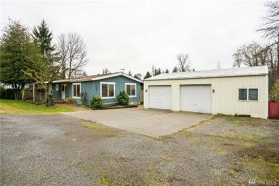 Bothell Single Family Home For Sale: 809 218th St SW