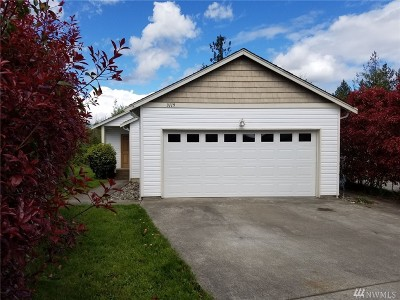 Mount Vernon WA Single Family Home For Sale: $259,950