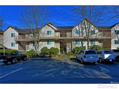 Everett Condo/Townhouse For Sale: 11527 Highway 99 #A104
