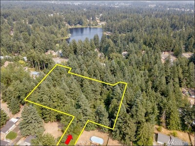 Bonney Lake Residential Lots & Land For Sale: 7603 182nd Ave E