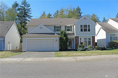 Puyallup Single Family Home For Sale: 16516 132nd Ave E