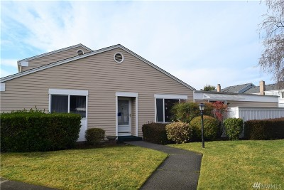 Pierce County Single Family Home For Sale: 8614 Onyx Dr SW #F