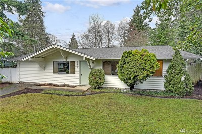 Kirkland Single Family Home For Sale: 8012 NE 128 St