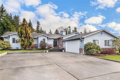 Lake Stevens Single Family Home For Sale: 2125 104th Dr NE