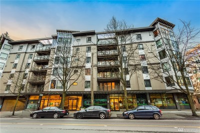 Seattle Condo/Townhouse For Sale: 5001 California Ave SW #503