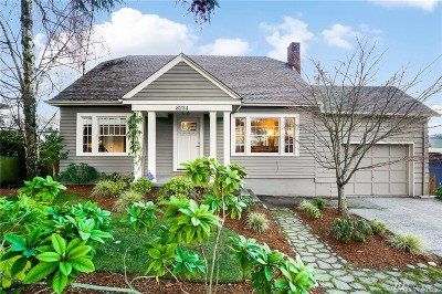 Seattle Single Family Home For Sale: 8234 S 114th St