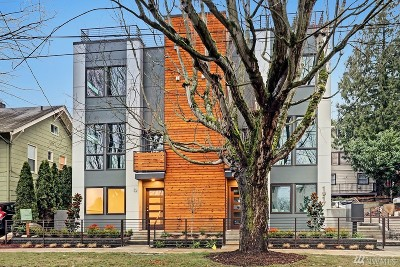 Seattle Single Family Home For Sale: 1917 15th Ave S #B