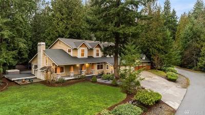 Langley Single Family Home Sold: 4330 Meander Lane