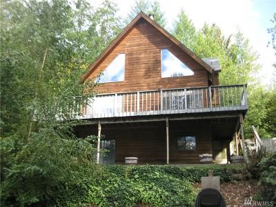 Centralia Single Family Home For Sale: 2581 Little Hanaford Rd