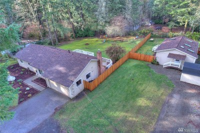 Gig Harbor Single Family Home For Sale: 13502 91st Ave Ct NW