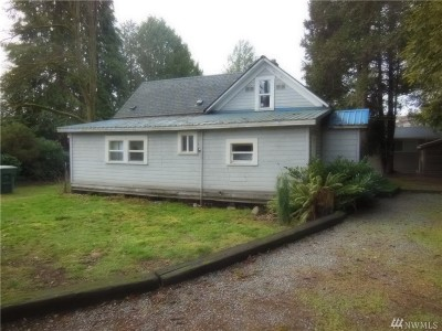 Snohomish Single Family Home For Sale: 1010 Bluff St