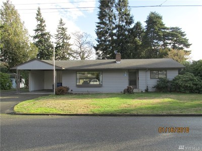 Burlington WA Single Family Home Pending Inspection: $244,900
