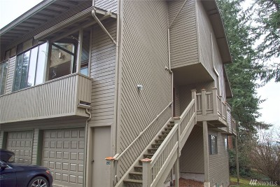 Gig Harbor Single Family Home For Sale: 2017 Narrows View Cir NW #A208