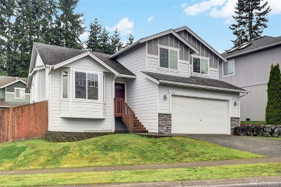 Everett Single Family Home For Sale: 3120 96th Place SE
