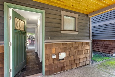 Seattle Single Family Home For Sale: 1408 N 55th St