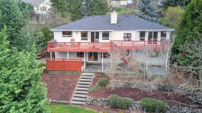 Kent Single Family Home For Sale: 9434 S 213th St