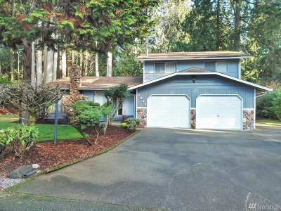 Lacey Single Family Home For Sale: 6610 Sierra Dr SE