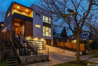 Seattle Single Family Home For Sale: 417 27th Ave E