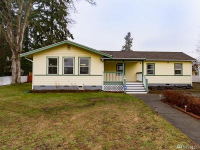 Tacoma Single Family Home For Sale: 1651 S 95th St