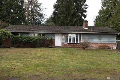 Tukwila Single Family Home For Sale: 14075 35th Ave S