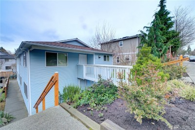 Seattle Multi Family Home For Sale: 5215 38th Ave SW